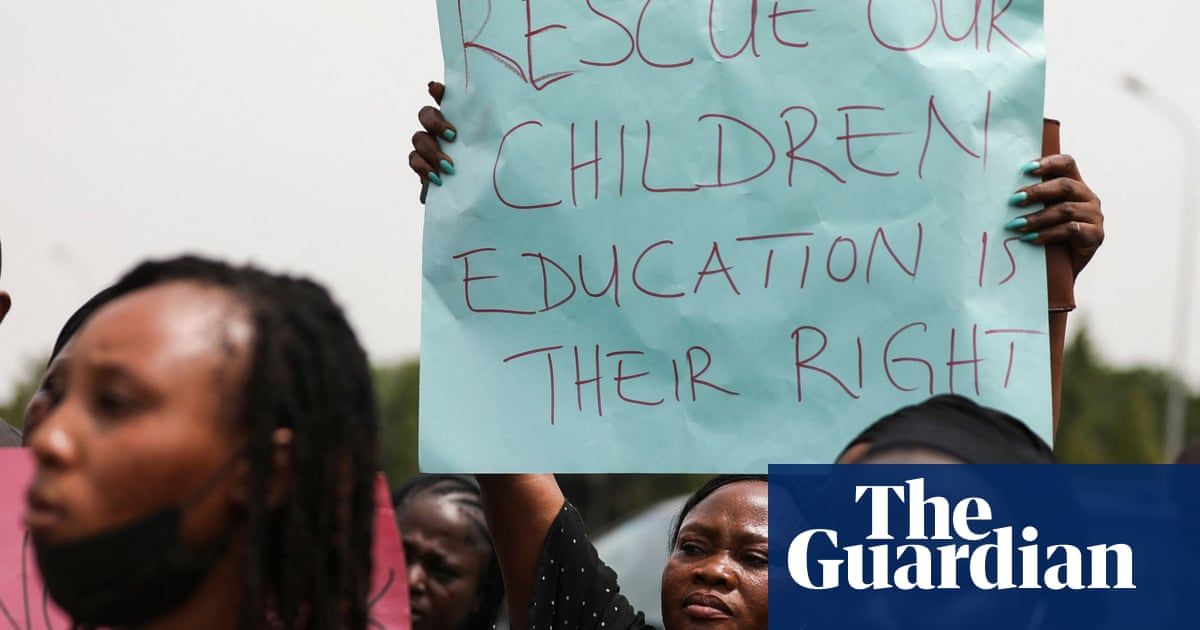 Gunmen in Nigeria abduct about 150 students from Islamic school