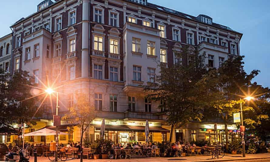 Russian Restaurant Pasternak in Prenzlauer Berg, Berlin, Germany