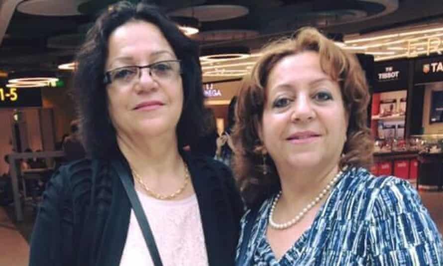 Sakineh and Fatemeh Afrasiabi
