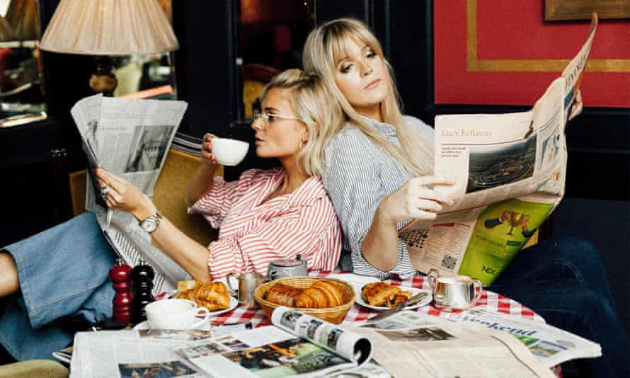 The High Low hosts Pandora Sykes and Dolly Alderton, who have ended their hit show after four years.