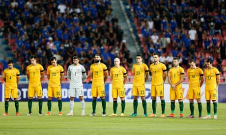 Socceroos take precautions in Tokyo after North Korean missile launch