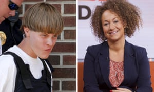 Dylann Roof  and Rachel Dolezal