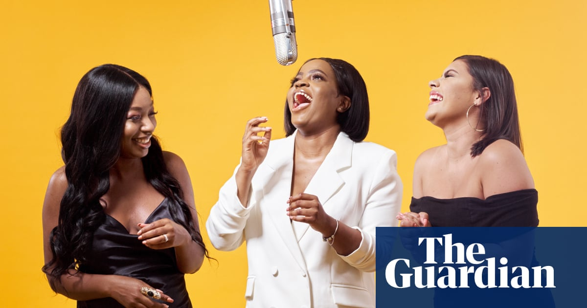 'Podcasting success is not limited to white old men': meet the hosts of The Receipts