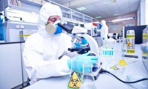 Safety blunders expose lab staff to potentially lethal
