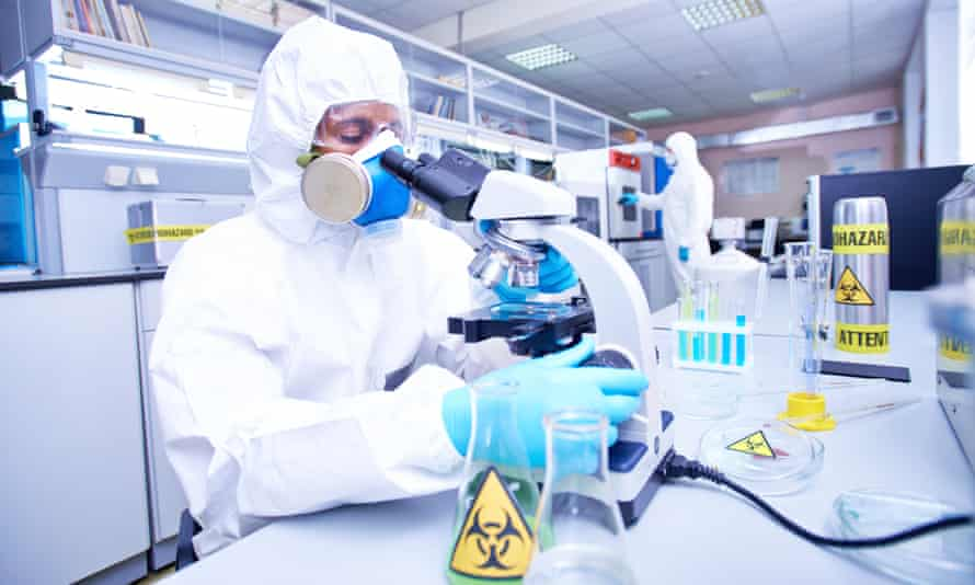 Between June 2015 and July 2017, formal investigations were held into more that 40 mishaps at specialist laboratories.