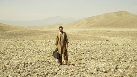 Sam Smith in Jirga.