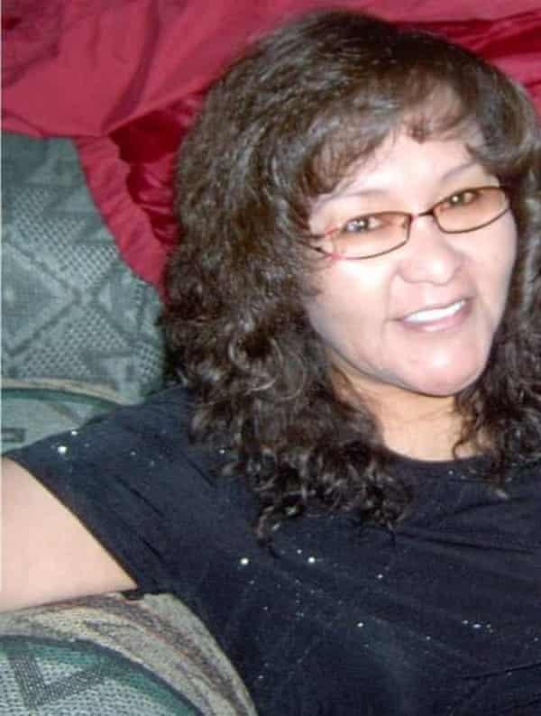 Elouise Brown, a Navajo activist.
