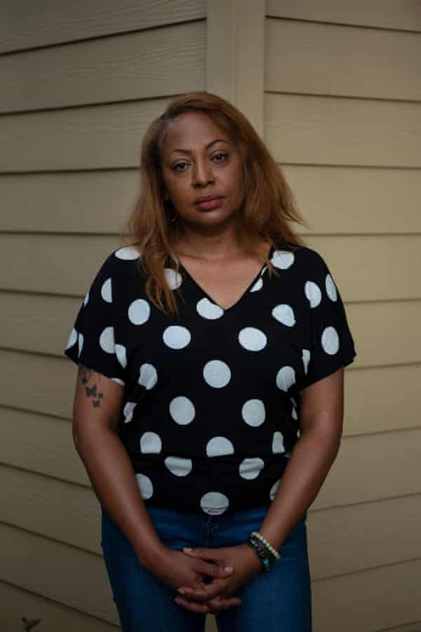 Anderson had never been arrested before 16 October 2015, the night she says she was groped and sexually assaulted by a Phoenix police officer.