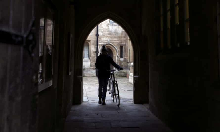 The University and College Union criticised 'aggressive' emails from Cambridge colleges.