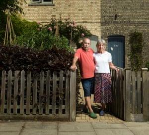 Street views: Eddy and Jane, Railways Cottages.