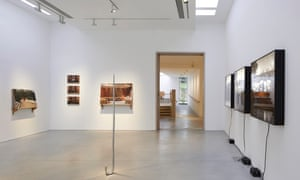 'Worth the wait' … Jamie Fobert's new space. Kettle's Yard Cambridge