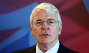 John Major will hold his first speech on the EU referendum on Friday.