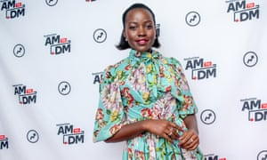 Lupita Nyong'o, February 2020 (Photo by Roy Rochlin/Getty Images)