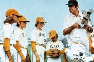 1976's The Bad News Bears.