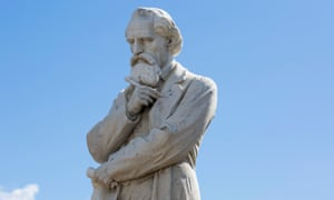 The Sydney event was announced on Wednesday morning – Dickens' 206th birthday – under a marble statue of the author at Centennial Parklands.