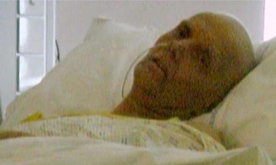 Poisoned spy Alexander Litvinenko