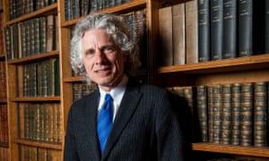 The psychologist Steven Pinker