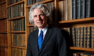 'Wwriting, unlike speaking, is an unnatural act' ... Steven Pinker.