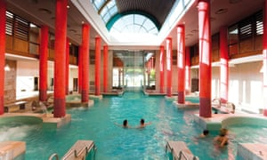 Les Bains du Couloubret a Ax Les Thermes, France. from http://www.bains-couloubret.com/
