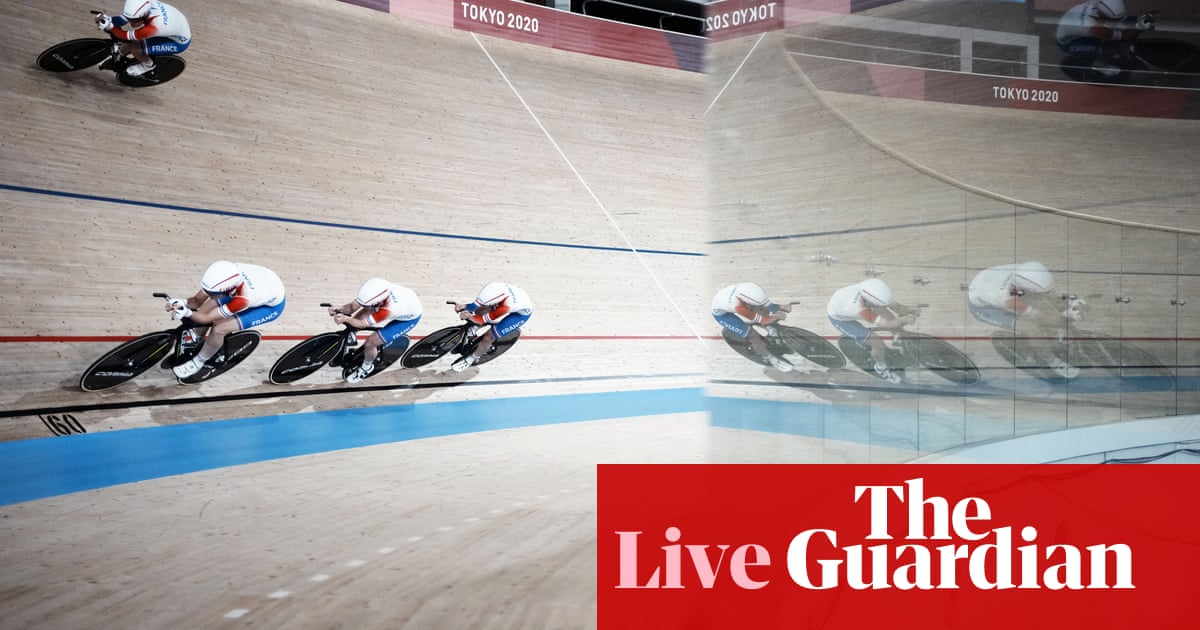 Tokyo 2020 Olympics: athletics, cycling, weightlifting and more – live!