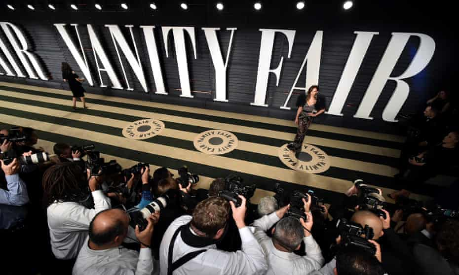 Actor Kate Beckinsale attends the 2017 Vanity Fair Oscar Party hosted by Graydon Carter on 26 February 2017 in Beverly Hills, California.