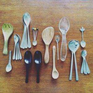 spoons