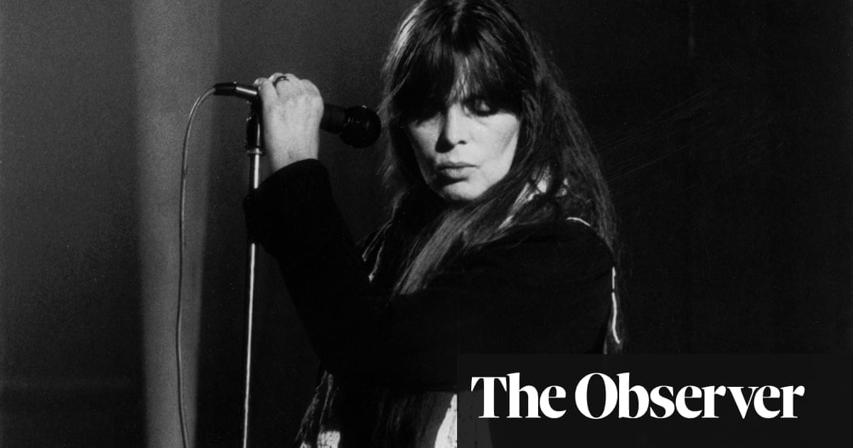 You Are Beautiful and You Are Alone review – Nico as the gothic Garbo