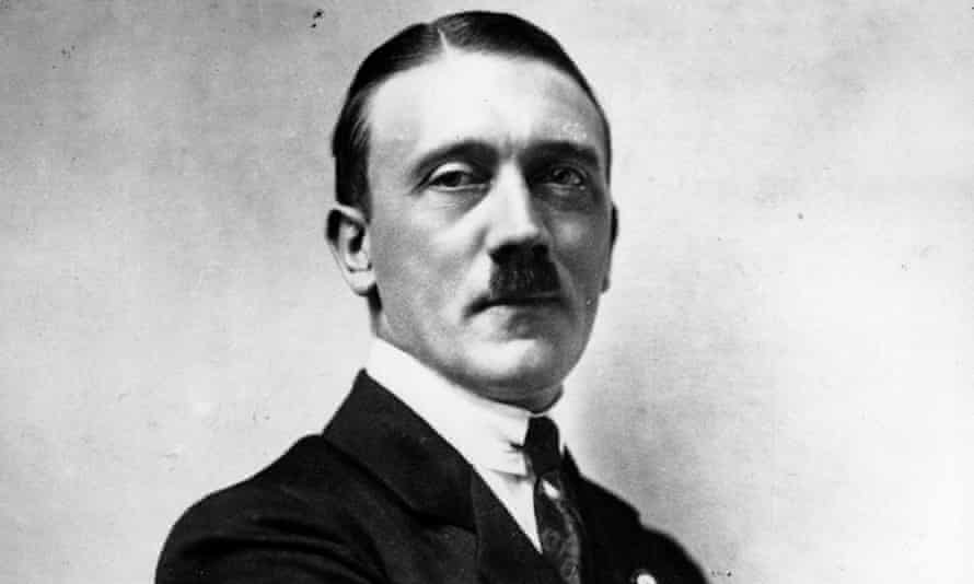Weber claims that if Adolf Hitler had been allowed to join the German Socialist party he might have settled for a minor role.