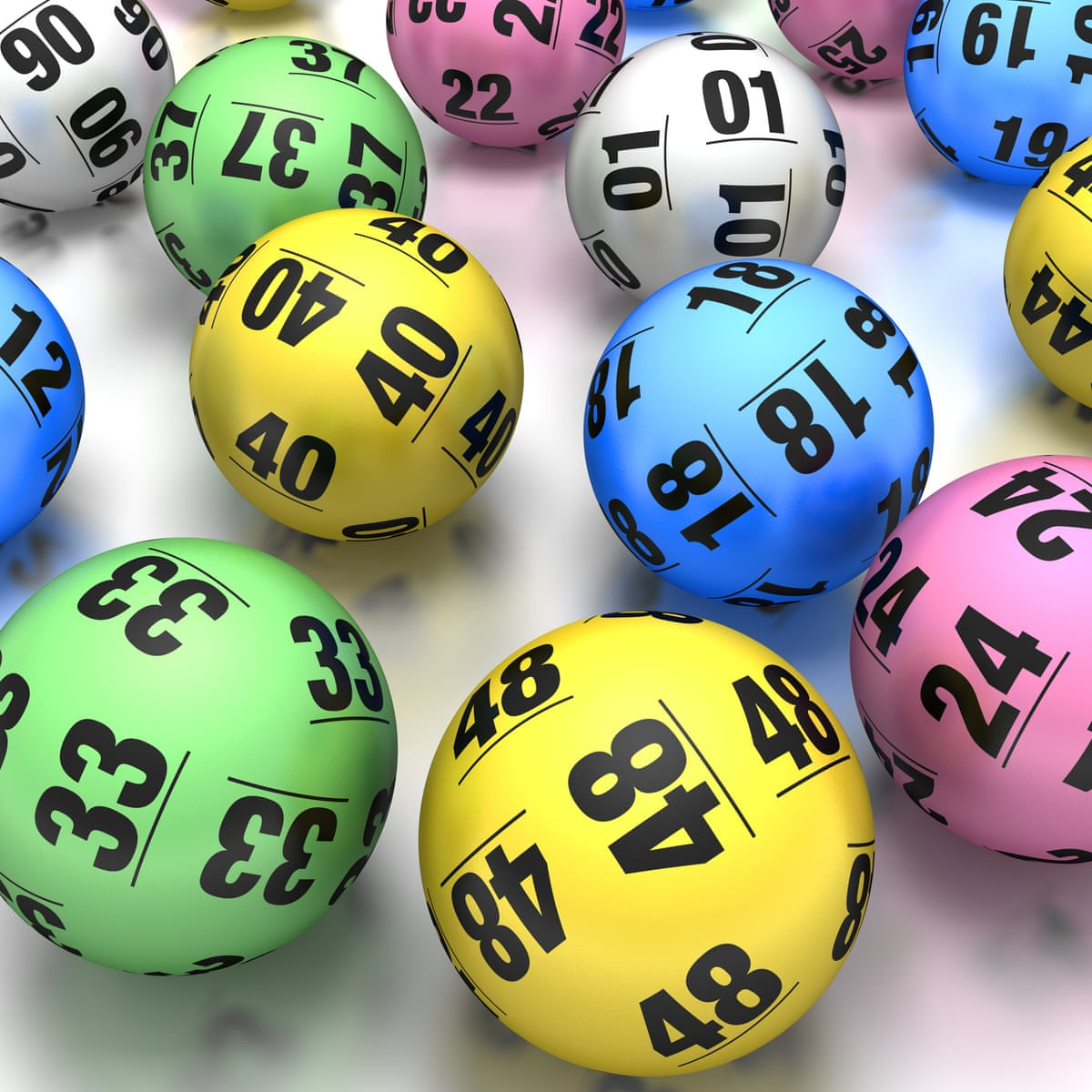 Six in a row: winning numbers in South African lottery are: 5, 6, 7, 8, 9  and 10   South Africa   The Guardian