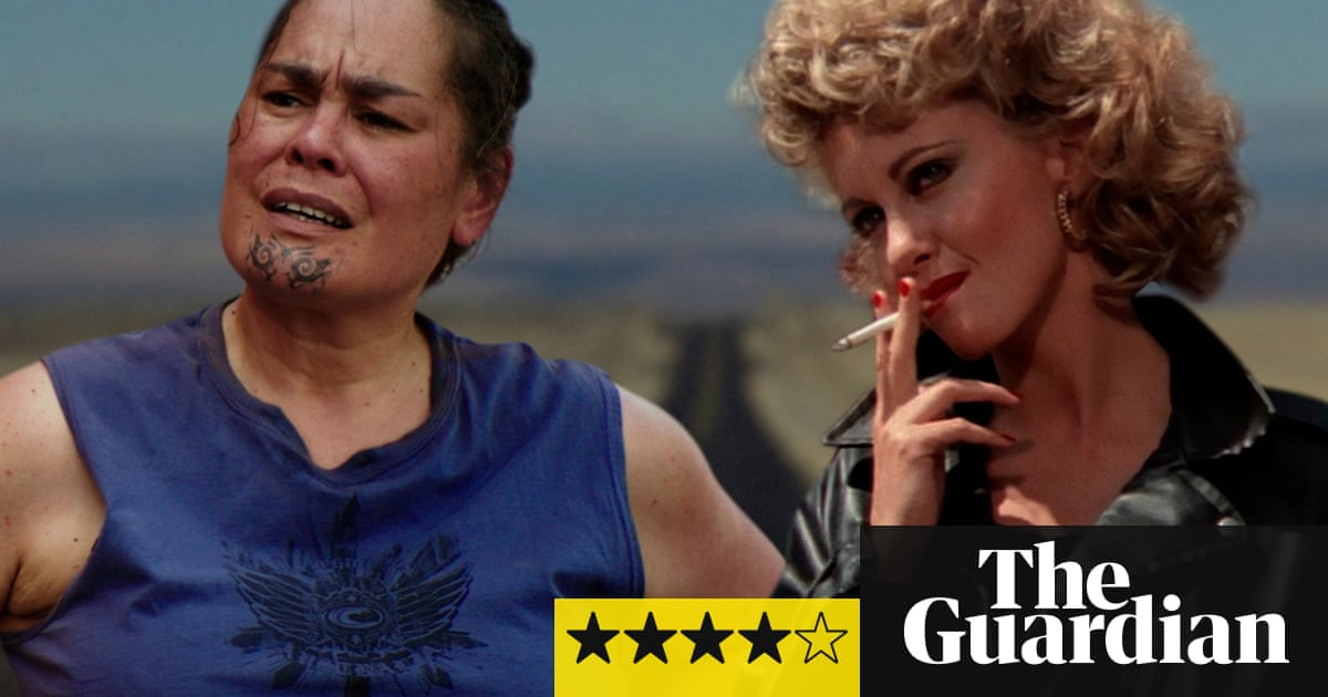 Terror Nullius review – dazzling, kinetic, mishmashed beast of an Australian film