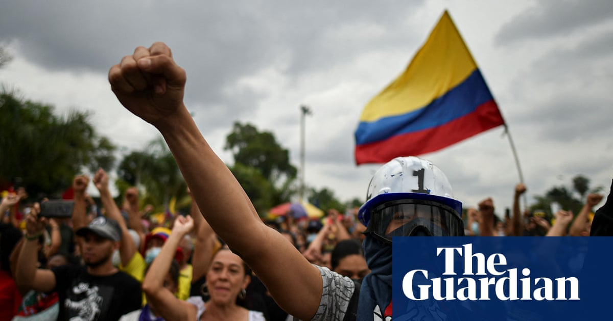 What's behind the mass protests in Colombia?