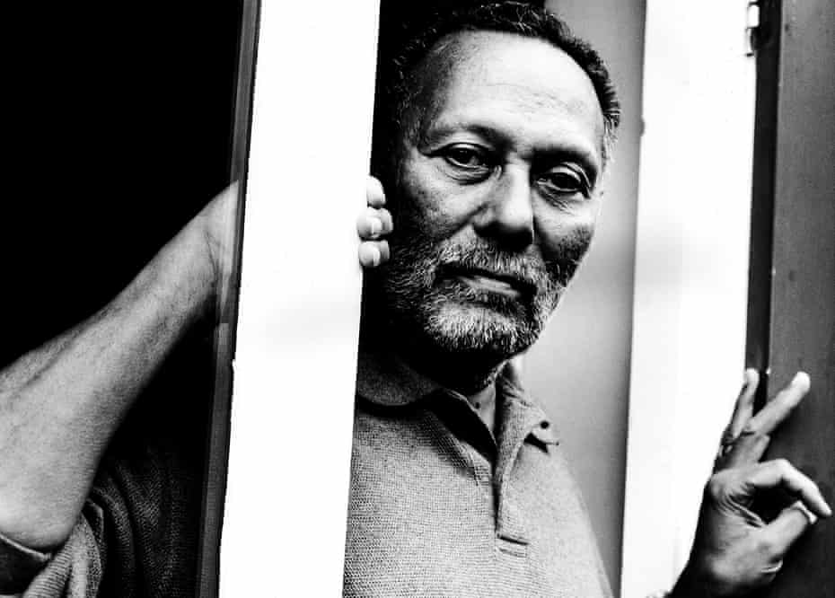 Stuart Hall, writer, intellectual and co-supervisor of Gilroy's PhD.