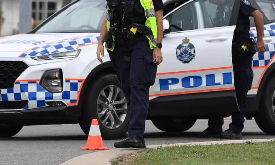 Townsville police
