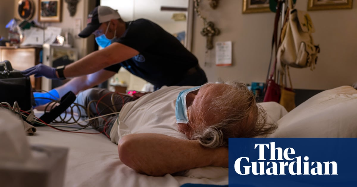 One in 500 Americans have died of Covid – and some hospitals reach capacity