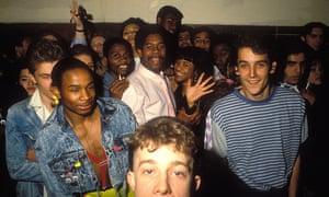 Ravers London 1988
