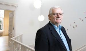 Steven Pleiter, director of the Levenseindekliniek in The Hague, the Netherlands