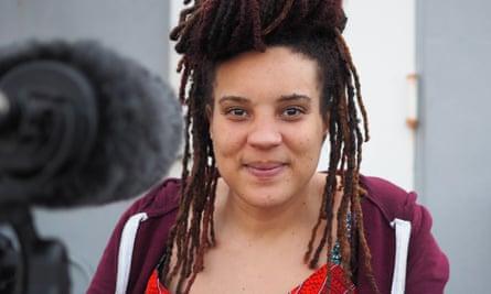Natalie Jeffers, co-founder of Black Lives Matter UK.