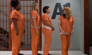 Stuck in a groove? … Orange Is the New Black season six.