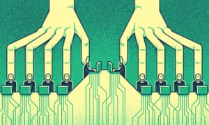 Internet has been corrupted into the propaganda tool for the powerful.