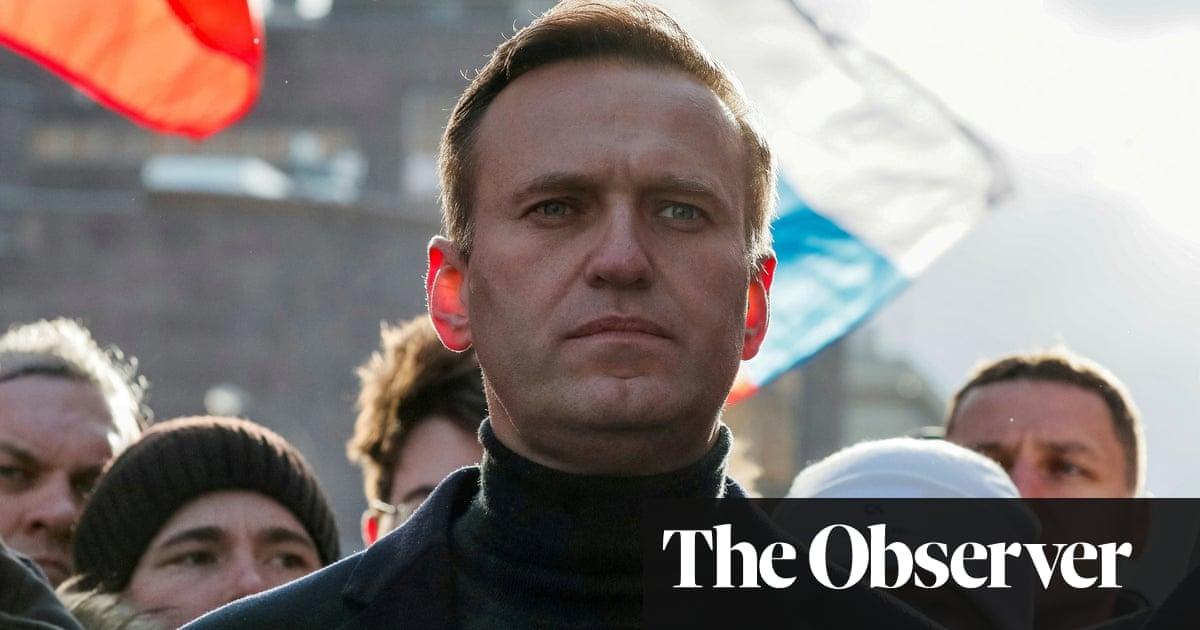 Navalny: Putin's Nemesis, Russia's Future? review – slick, slippery and brave