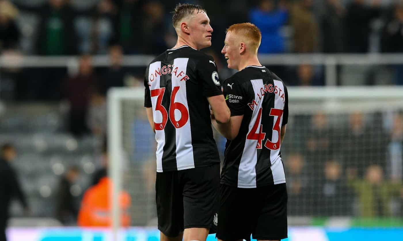 Newcastle determined to extend contracts with Longstaff brothers