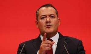 Labour's culture spokesman, Michael Dugher