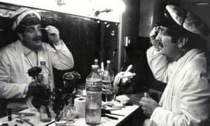 Joel Cutrara at the King's Head in 1977.