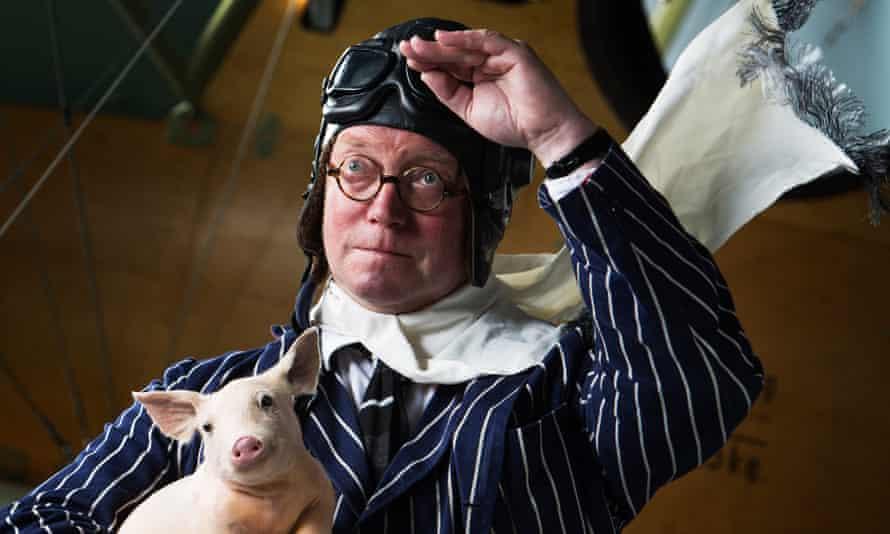 This little piggie… Fergus Henderson.