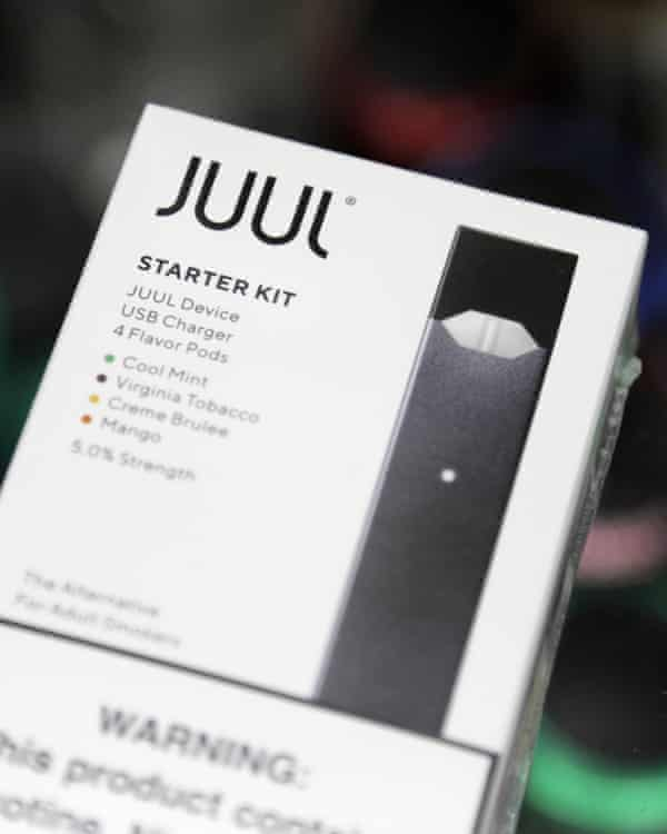 US attorneys blame Juul for the rise in youth vaping.