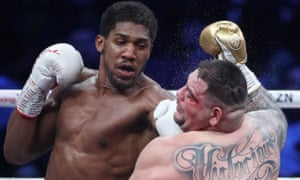 Anthony Joshua wants a springtime fight back home after beating Andy Ruiz Jr.