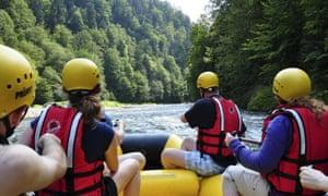 slovakia-rafting
