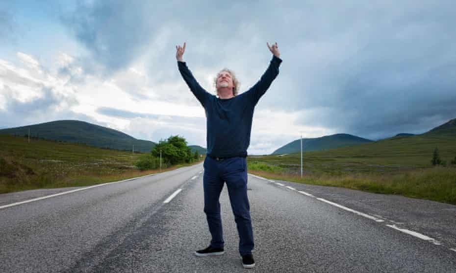 'I'm going on a Scottish road trip!' … the author contemplates a rural musical tour.
