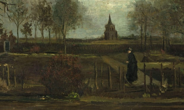Dutch police arrest man over theft of Van Gogh and Hals paintings