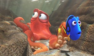 Awash with fresh ideas … Finding Dory.
